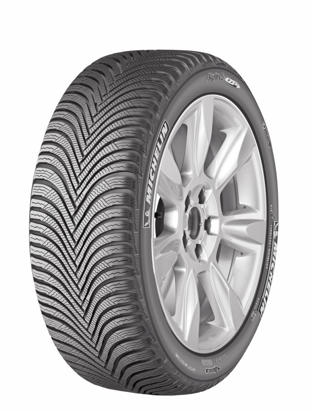 MICHELIN 215/55 R16 ALPIN 5 97H
