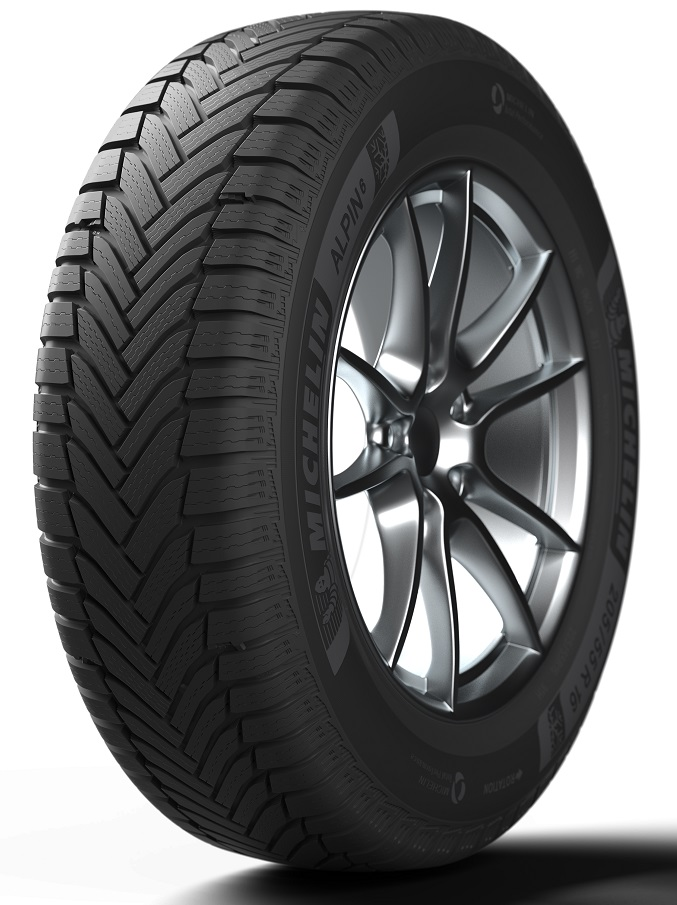 MICHELIN 195/65 R15 ALPIN 6 91H